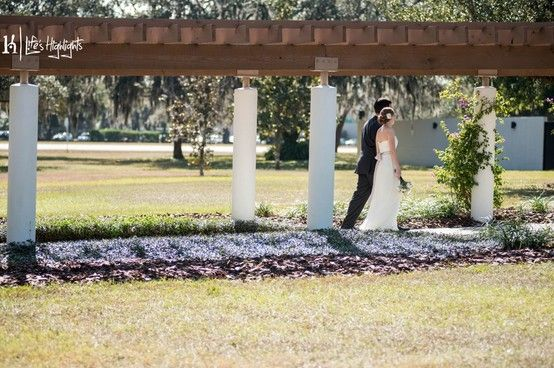 #Wedding at the #USF Gibbons Alumni Center.