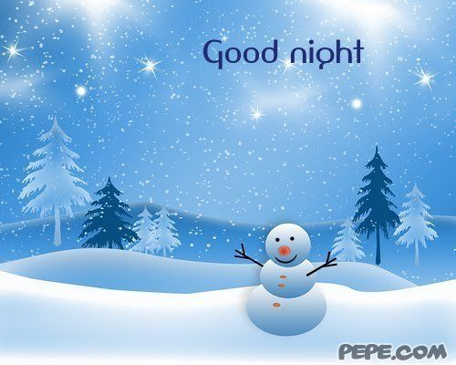 Good Night Images for Facebook | Good night - greeting card on ...
