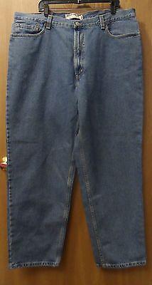 Levi's Men's Size 42 x 32 560? Comfort Fit Med. Stonewash Blue Jeans