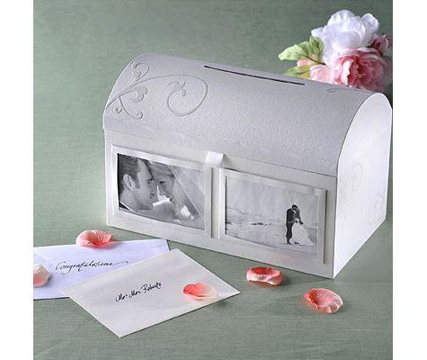 Wedding Photo Card Box