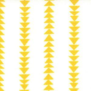 Flying Stripe Spectrum Yellow - Quilt Blocks @ Sew, Mama, Sew!