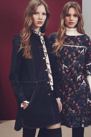 See by Chloe Ready To Wear Fall Winter 2015 - NOWFASHION