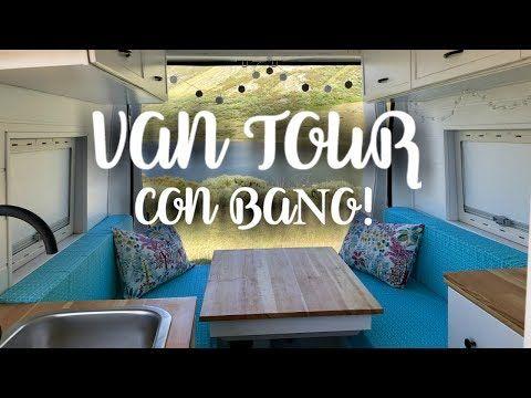 Van Tour Furgo Camper Con Bano Y En Tan Solo 36 Dias