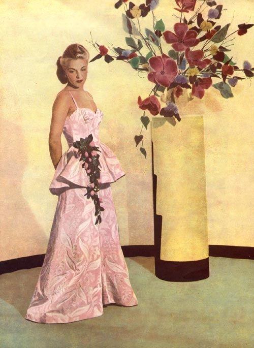Angele Delanghe, 1947