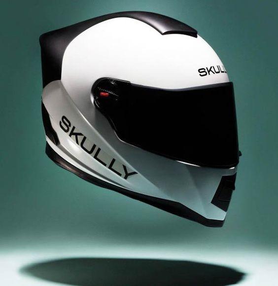 skully ar 1 le casque de moto futuriste et connect cosas para comprar pinterest