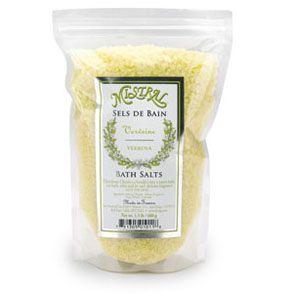 MISTRAL – Sels De Bain Verbena Bath Salt – 1.6lb