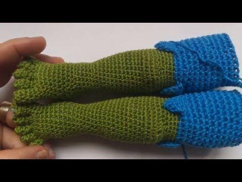 1:Hulk Amigurumi Oyuncak | Ev yapımı Marvel Toy ▷ ️ - YouTube | 360x480