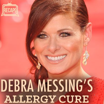 The Drs TV: Debra Messing Allergies, Zyrtec Review + New Allergies?