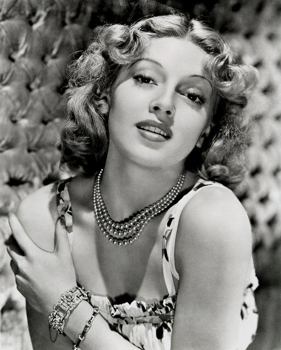 Lana Turner, 1943: