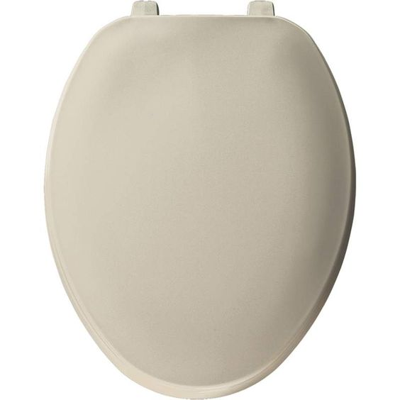 Bemis 170 Elongated Plastic Toilet Seat