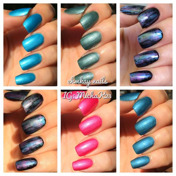 Mentality It's A Baby Collection  http://ehmkaynails.blogspot.com/2014/10/mentality-nail-polish-its-baby-palette.html