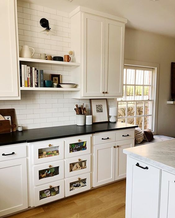 How To Choose Cabinet Hardware, Plus My Fave Traditional