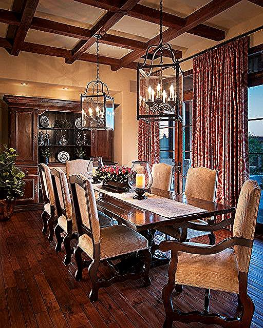 19 Beautiful Candle Centerpiece Ideas For Perfect Table Decoration Style Motivatio Dining Room Table Centerpieces Tuscan Dining Rooms Dining Room Centerpiece
