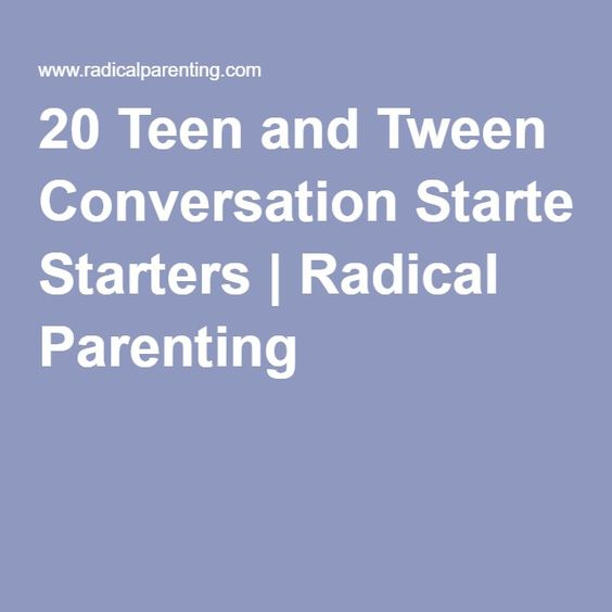 Table Topics Teen 118