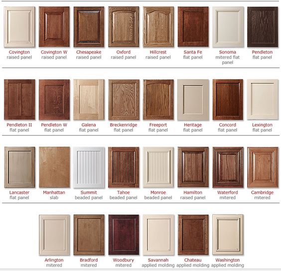 Kitchen Cabinets Color Selection | Cabinet Colors Choices | 3 Day Kitchen &  Bath Custom Cabinets ... | Kitchen | Pinterest | Custom cabinets, Choices  and ...