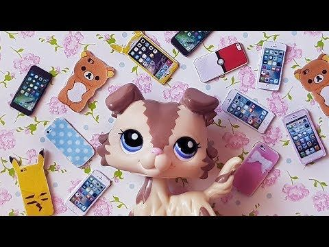 Diy Lps Phones How To Make Phones For Your Lps Dolls Mlp Youtube Crafts For Kids Diy Dollhouse Furniture Plastic Canvas Tissue Boxes