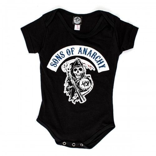 Sons Anarchy Rocker Reaper Creeper Since Mommy