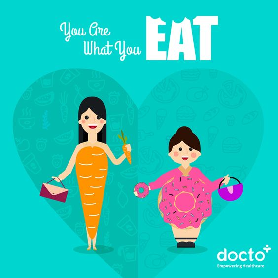It's true! So eat only natural and healthy food. #healthquote #docto