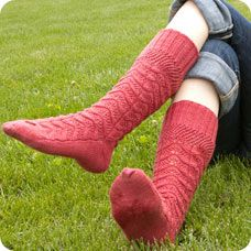 Learn to be a Sock-Knitting Superstar!
