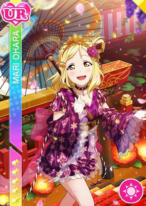 Love Live! School Idol Festival   Ohara Mari