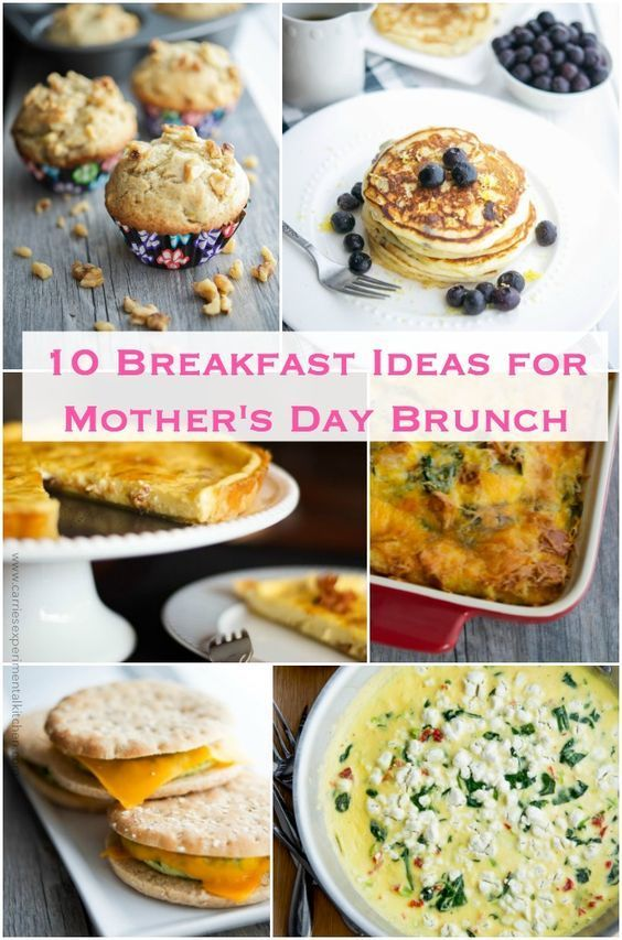 Breakfast Ideas for Mother's Day Brunch | Carrie's Experimental Kitchen