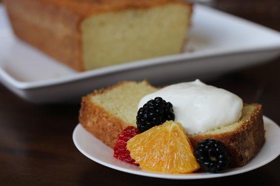 Cardamom Pound #Cake @ www.travelsthroughmykitchen.com | My Recipes ...
