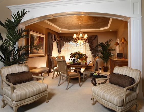 Casual Elegance, Traditional Design And Interior Design On