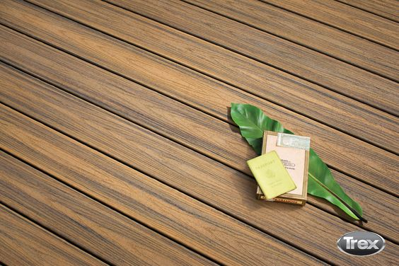 Debating over island mist or gravel path can t choose for Composite decking colors available
