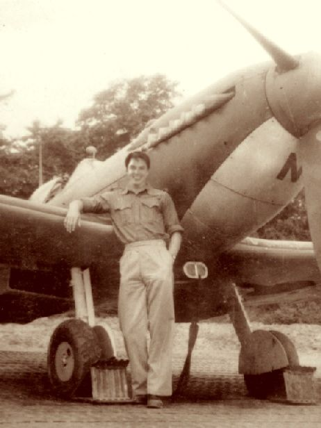 Captain Jack Harkness in a real WWII photo.
