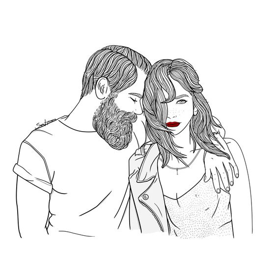 poema de san valentín: lo nuestro es amor verdadero. con escenas de porno casero.: