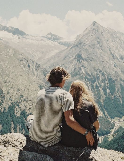 Kirándulás a hegyekben