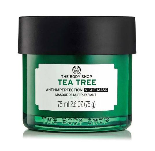 Tea Tree Oil Is The Acne Fighting Ingredient That Won T Let You Down Body Shop Tea Tree Tea Tree Oil For Acne Mask For Oily Skin