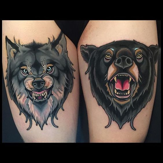 Tattoo by Brian Povak