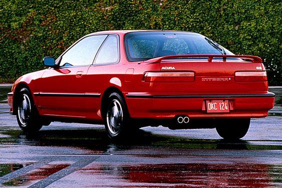 1990 93 Acura Integra Consumer Guide Auto Wiring Schematic Diagram