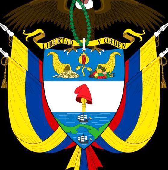 Significado De La Bandera Y El Escudo De Colombia La Bandera Colombiana Forma Parte Junto Con El Escudo Y El Himno Nacional De Los Smb Beautiful Collection Art