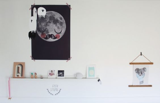 Una preciosa Habitación Infantil… buscando inspiración