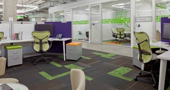 Check Out Mapquest's New, Eco-Friendly Headquarters