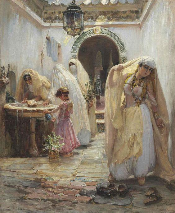 El harén  y la sexualidad en el Al-Andalus 0b6ddba0c65b44ec6cf0153ee26424a0