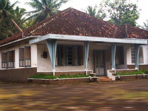 35 Gambar Rumah Idaman Sederhana Di Desa Yang Cantik Rumah