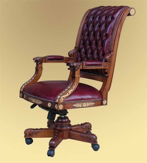 Old Fashioned Office Chairs | Office Decor | Pinterest | Office Chairs,  Offices And Chairs