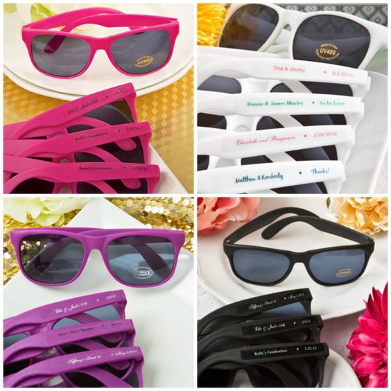 DIY or Personalized Sunglasses from HotRef