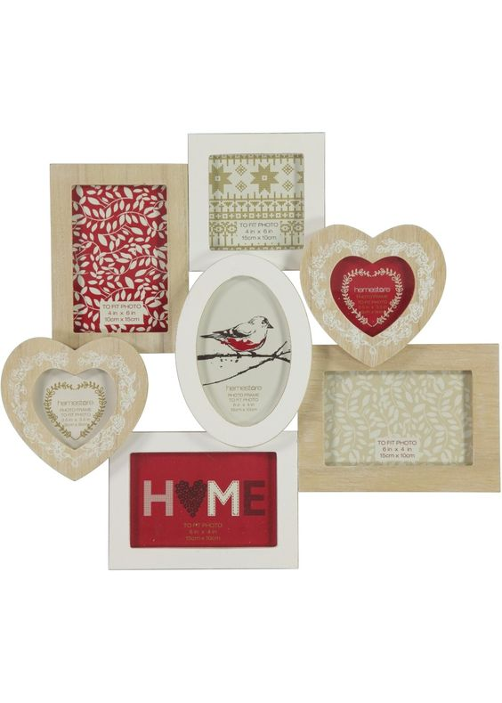 Cute heart frame   Homeware   Pinterest   Heart, Products and Heart ...