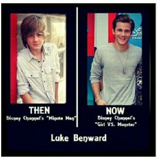 Remember Luke Benward? Yeah well he's hot now <3
