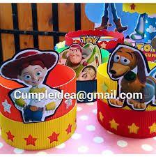 Resultado de imagen para dulceros de toys story