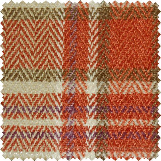 Lythmore Fabric - Russett.