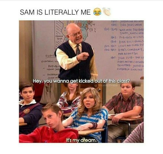 Samantha Puckett!!