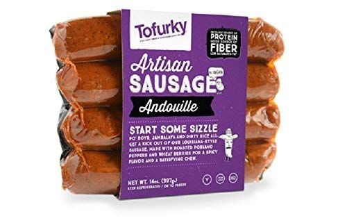 21 Best Vegan Sausage Brands Products Will Trick Your Friends Tofurky Sausage Brands Vegan Sausage