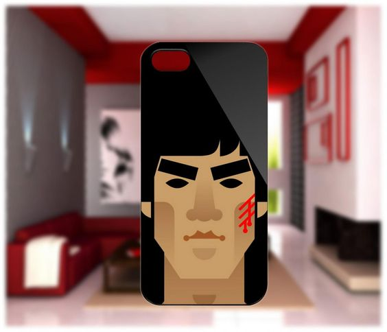 Bruce Lee Avatar Case For IPhone 5, IPhone 4/4S, Samsung Galaxy S2, Samsung Galaxy S3 Hard Case