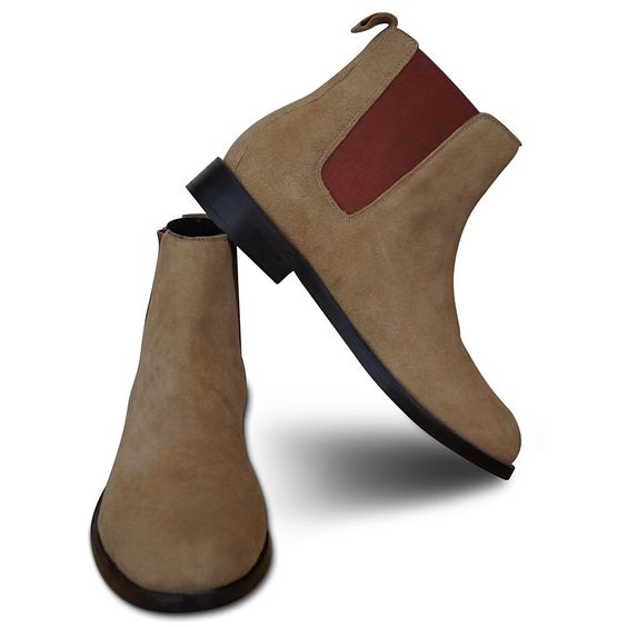 Check out our new arrivals! Men Chelsea Handm... Check it out here! http://www.urbanglams.com/products/men-chelsea-handmade-beige-shoes?utm_campaign=social_autopilot&utm_source=pin&utm_medium=pin