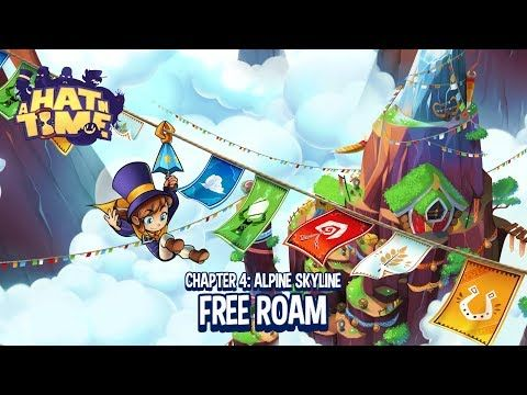 A Hat In Time Hat Kid Voicelines Youtube A Hat In Time Hat In Time Hat Kid